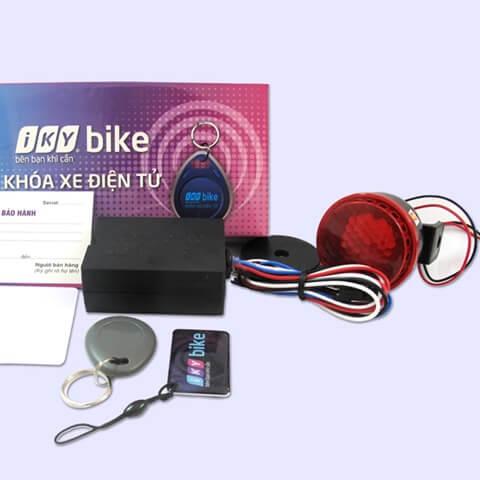Khoá chống trộm Iky Bike