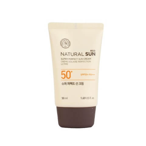 Natural Sun Eco Super Perfect Sun Cream