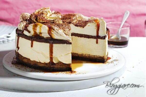 lam banh tiramisu cheesecake