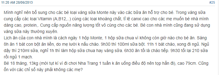 Nhận Xét Người Dùng Về Monte
