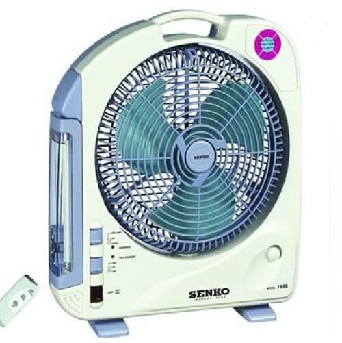 Quạt tích điện Senko