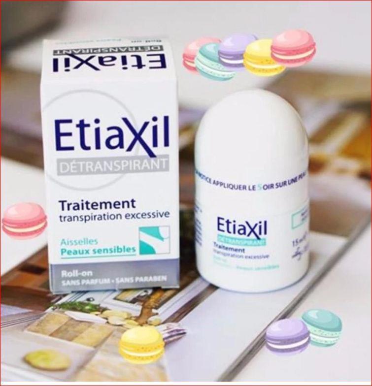 Lăn khử mùi đặc trị Etiaxil