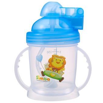 Bình tập uống nước cho bé có ống hút gấu xinh Việt Nam