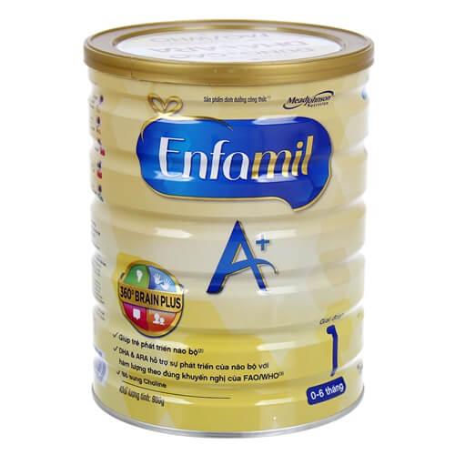 Sữa Enfamil