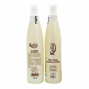 Xịt dưỡng tóc Kella