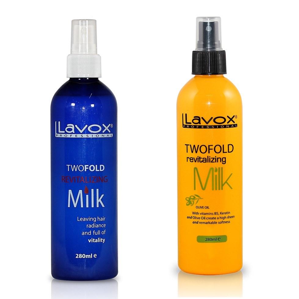 Xịt dưỡng tóc Lavox