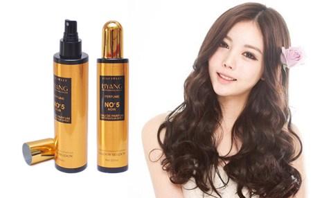 Xịt dưỡng tóc liyang No5