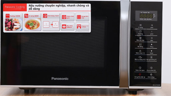 Lò Vi Sóng Panasonic NN- GT35HMYUE 23 lít