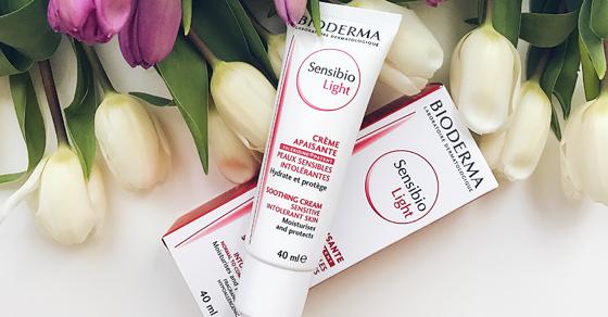 Kem Dưỡng Ẩm Bioderma Sensibio Light Cream