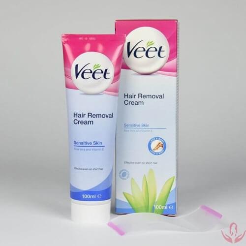Kem tẩy lông Veet