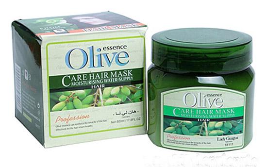 Kem Ủ Tóc Olive