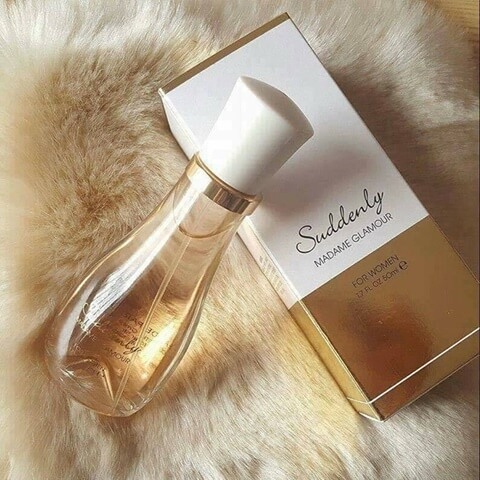Nước hoa nữ Suddenly Madame Glamour