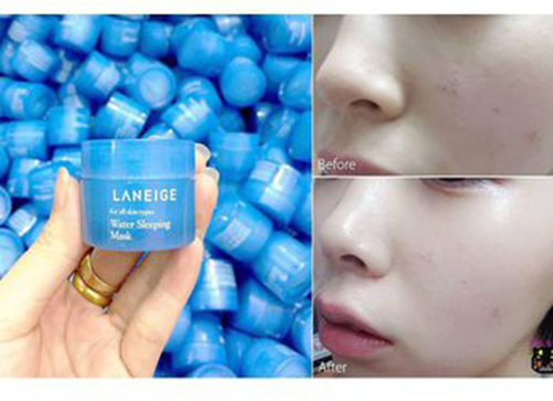 Đặc Tính Sản Phẩm Mặt Nạ Ngủ Laneige Water Sleeping Mask