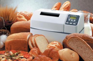 Máy Làm Bánh Mì Là Gì?