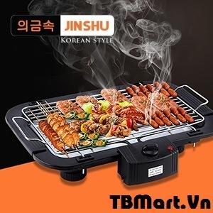 Bếp Nướng Điện Không Khói Jinshu Hàn Quốc