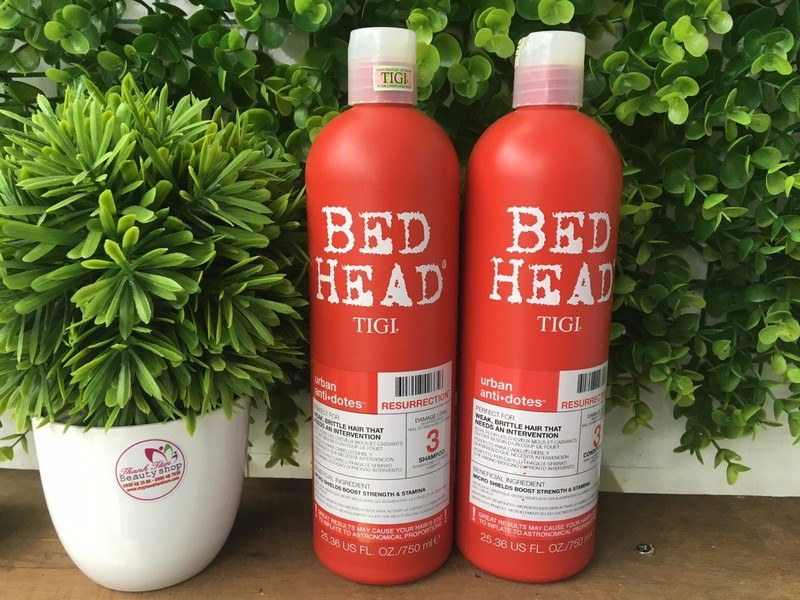 Dầu Gội Tigi Đỏ Bed Head