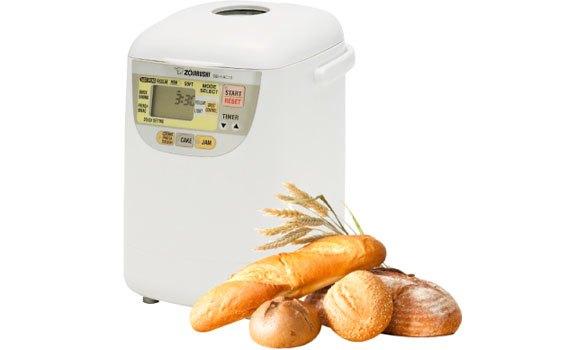 Máy Làm Bánh Mì Tự Động Zojirushi ZOLN -BB-HAQ10-WZ