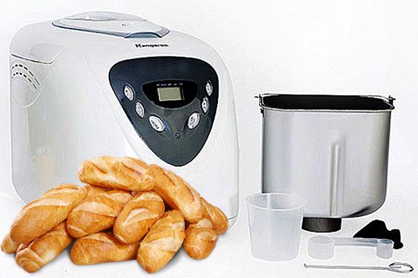 Máy Làm Bánh Mì Kangaroo