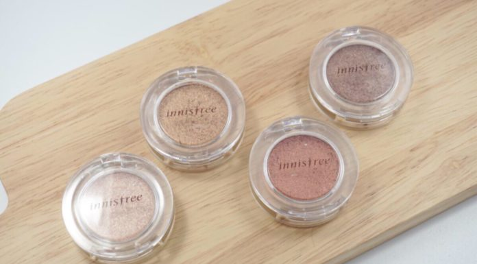 Phấn Mắt Innisfree Mineral Single Shadow