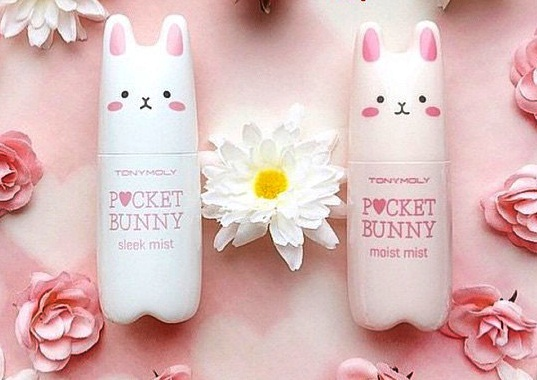 Xịt Khoáng Tonymoly Pocket Bunny Sleek Mist