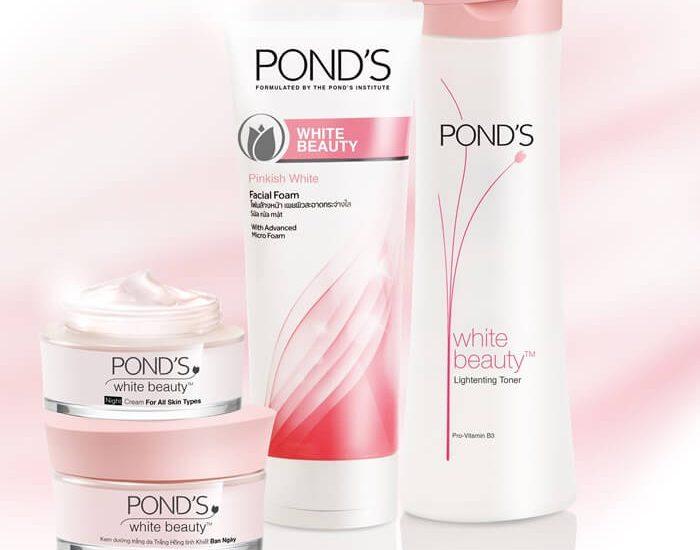 Pond's White Beauty có thành phần rất lành tính