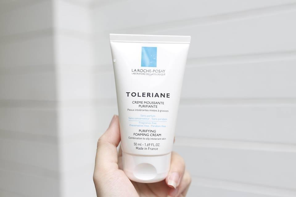 Sữa Rửa Mặt La Roche Posay Toleriane Foaming Cream
