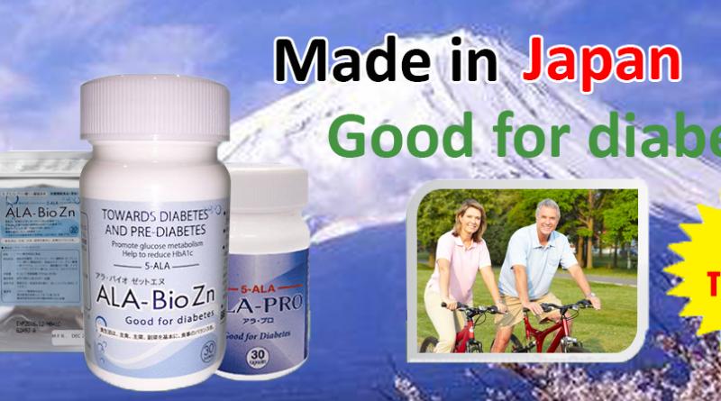 Vì Sao Thuốc Điều Trị Tiểu Đường Ala Của Nhật Bản Được Nhiều Người Tin Dùng?