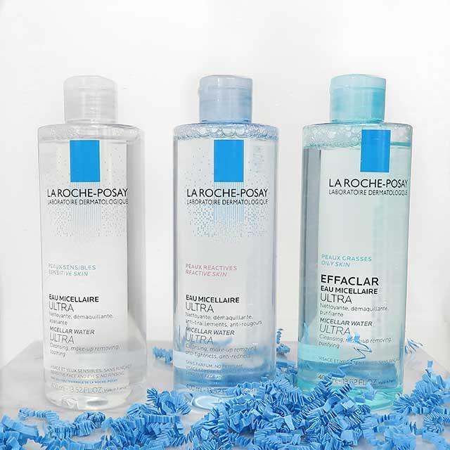 Nuoc tay trang La Roche Posay Micellar Water Ultra Oily Skin (1)