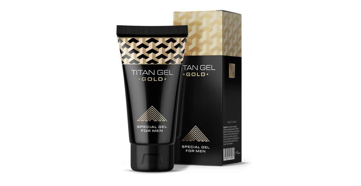 Thuốc Kéo Dài Thời Gian Quan Hệ Titan Gel Gold
