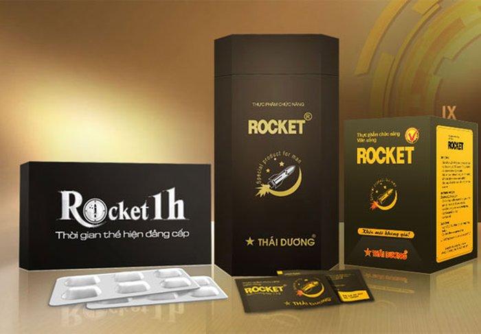 Thuốc Tăng Cường Sinh Lý Rocket 1h Sao Thái Dương