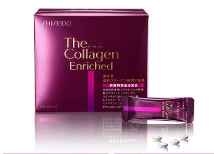 The Collagen Shiseido dạng viên 126 vien